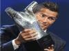 호날두, UEFA 올해의 선수 선정