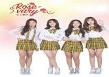 4인조 걸그룹 '로즈베리' 신보 '나요나요' 음원 발표