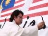 세계평화작가 한한국 교수, 한글 '말레이시아평화지도' 발표