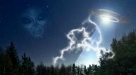 북한 상공에 UFO가 떴다?...ISS 웹카메라에 포착