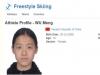 평창동계올림픽, 최연소 선수는 中 15세 소녀 '吳夢'