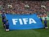 월드컵 개막전에 등장한 중국 단자이 소년들
