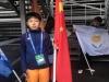 연변소년-신준우, 러시아 월드컵 개막식 참가
