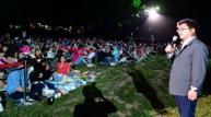 2019 수원연극축제 찾은 염태영 시장