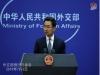 中 외교부, 홍콩 시위자의 입법회 점거는 엄중한 위법행위