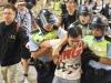 홍콩 경찰, 불법 시위자 420명 구속