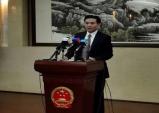 홍콩 마카오 판공실, 홍콩 극소수 폭도 강력 규탄