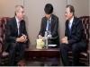 문 대통령, IOC위원장 접견…2032년 올림픽 남북공동유치 논의