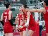 중국 여자배구, 1경기 남기고 월드컵 우승