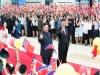 """시진핑, 북 정권수립 71주년 축전 """"친선협조"""" 강조"""