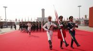 신중국 창건 70주년 경축대회 성대히 진행