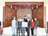 베트남-부산 투자기업연합회 호치민시한국국제학교 장학금 기부