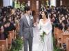 배우 이완, 축복과 응원 속에 결혼식 마무리!